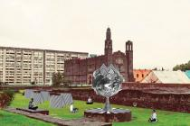 Angelo Plessas, Temple of Truth Tlatelolco. Courtesy of the artist