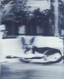 Gerhard Richter, Hund, 1965. Deutsche Bank Collection. � Gerhard Richter