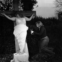 Clare Bottomley, Station IX, Station of the Cross, 2012. © Clare Bottomley