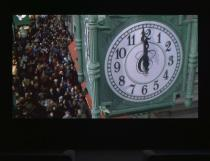 Christian Marclay, The Clock, 2010. Single-channel video. Duration: 24 hours. Courtesy White Cube, London and Paula Cooper Gallery, New York