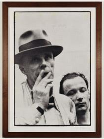 Joseph Beuys, F�r Blinky, n.d., Deutsche Bank Collection, � VG Bild-Kunst, Bonn 2009