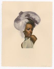 Lorna Simpson, Mixed Grey, 2012. Courtesy of the artist and Salon 94.© Lorna Simpson, 2012.All rights reserved.