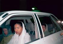 Shirin Aliabadi, Girls in Car 4, 2005. � Courtesy of the artist and The Third Line