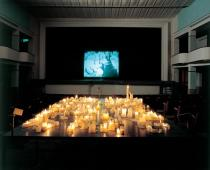 Carlos Garaicoa, Ahora juguemos a desaparecer (II) / Now let's play to disappear (II), 2002.