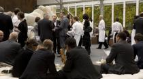 Deutsche Bank VIP-Lounge, Frieze Art Fair 2008