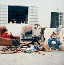Yto Barrada, Living Room (Le Salon), 2008/11. © Yto Barrada. Courtesy the artist and Sfeir-Semler Gallery, Hamburg and Beirut