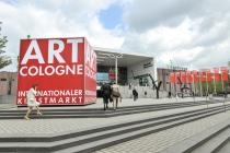 ART COLOGNE 2014. Photo: Koelnmesse