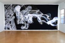 Pae White, Smoke Knows, 2009. Collection of the artist; courtesy greengrassi, London and 1301PE, Los Angeles. Photo: Fredrik Nilsen