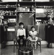Dayanita Singh, Koshy Kids, Bangalore, 1997/2005. Deutsche Bank Collection