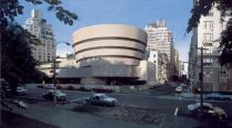 Richard Estes, The Solomon R. Guggenheim Museum,Summer 1979
