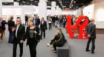 ART COLOGNE 2014. Photo: Koelnmesse.