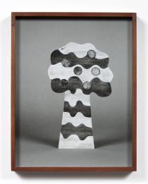 Elad Lassry, Tree, 2010. Deutsche Bank Collection. Courtesy the artist and Massimo De Carlo, Milano/London