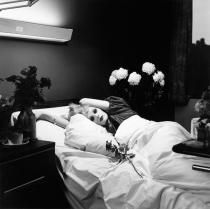 Peter Hujar, Candy Darling on her Deathbed 1974. © The Peter Hujar Archive, LLC; courtesy of Pace/MacGill Gallery, New York