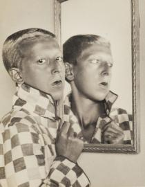 Claude Cahun, Self Portrait, 1927. Courtesy of the Wilson Centre for Photography.