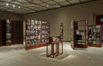 Dayanita Singh, Go Away Closer, 2013. Installation view, Hayward Gallery, London, 2013 © Stephen White