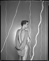 George Platt Lynes, Ralph McWilliams, 1952, 1941. Collection of the Kinsey Institute, Indiana University; courtesy the George Platt Lynes Estate