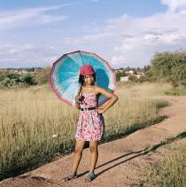 "Thabiso Sekgala, Mpumi Mthibela Siyabuswa, from ""Homeland"", 2011. Courtesy of the Goodman Gallery"