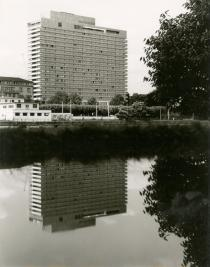 ABB, Hotel Intercontinental, Frankfurt am Main, 1963. Photo: Ulfert Beckert