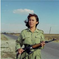 Anastasia Taylor-Lind, Untitled from the series �Peshmerga - Those who Face Death�, 2003.� the artist