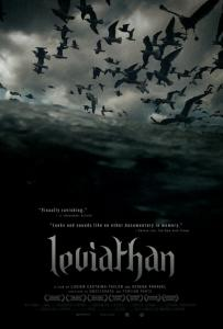 Lucien Castaing-Taylor and Véréna Paravel, Leviathan, 2012, Film poster. Courtesy of the artists.