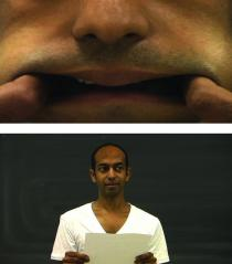 Brendan Fernandes, Foe, 2008. Video. Courtesy the artist and Diaz Contemporary, Toronto. � Brendan Fernades