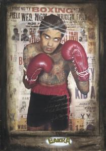 Dr. Lakra, untitled (boxing), 2005; Deutsche Bank Collection © Dr. Lakra, Kurimanzutto, Mexico City