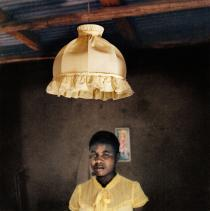 "Thabiso Sekgala, Johanna Mthombeni, 2009, from ""Homeland"". Courtesy of the Goodman Gallery"