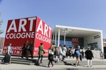 Art Cologne. Photo: Koelnmesse