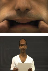 Brendan Fernandes, Foe, 2008. Video Stills. Courtesy the Artist