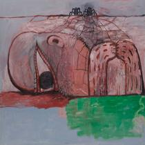 Philip Guston, Web, 1975. Gift of Edward R. Broida, 2005 The Museum of Modern Art, New York/Scala, Florence