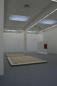Mathias Poledna-Christopher Williams, exhibition view Bonner Kunstverein, 2009