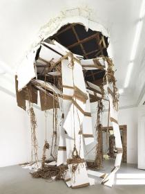 Thomas Hirschhorn, Break-through (two), 2013