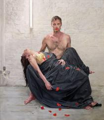 Lovro Artukovic, Pietà umgekehrt, 2011. © Courtesy of the artist