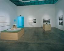 Carlos Garaicoa, Continuity of Somebody's Architecture, installation view of the project for the documenta 11, Kassel 2002. Photo: Ela Bialkowska. Courtesy of the Artist and Galleria Continua (San Gimingnano-Beijing-Le Moulin)