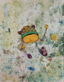 Os Gêmeos, Untitled, 2012. Private Collection. Courtesy of the artists