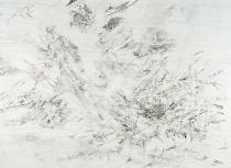 Julie Mehretu, Believer's Palace, 2008-2009