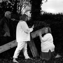 Clare Bottomley, Station V, Station of the Cross, 2012. © Clare Bottomley