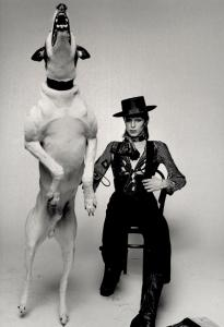 Terry O'Neil, David Bowie, 1974. Courtesy National Portrait Gallery, London