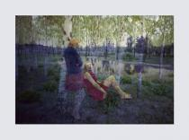 "Boris Mikhailov, untitled, from ""Superimpositions from the 60s/70s"", 2006, Deutsche Bank Collection"