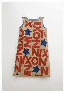 Danh Vo, Untitled (America), 2008Richard Nixon's campaign dress,Collection BSI, LuganoCourtesy: Galerie Isabella Bortolozzi – Danh VoPhotographer: Nick Ash