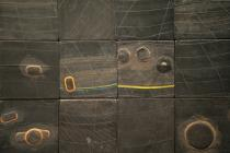 Ad�n Vallecillo, Topograf�a I (detail), 2011, Courtesy of the artist and 80m2 Galeria, Lima, Peru