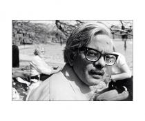 Bhupen Khakhar, circa 1979 in Cornwall 