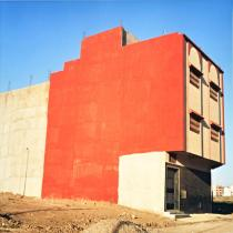 Yto Barrada, Red Walls 2, 2010. Deutsche Bank Collection. Courtesy Sfeir-Semler Gallery, Hamburg/Beirut
