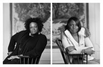 Dawoud Bey, Maxine Adams and Amelia Maxwell (from The Birmingham Project), 2012. Courtesy of the artist. © Dawoud Bey.