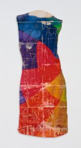Sara Greenberger Rafferty, Dress, 2016. © Sara Greenberger Rafferty. Courtesy the artist and Rachel Uffner Gallery, New York.