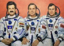 Neuer Berliner Kunstverein n.b.k., Halil Altindere, Portrait of Cosmonauts, 2016. © Halil Altindere