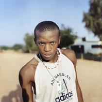"Thabiso Sekgala, Mawilie, Londing, 2009, from ""Homeland"". Courtesy of the Goodman Gallery"