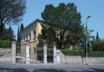 The Villa Romana in Florence. Courtesy Villa Romana