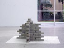 Heide Hinrichs, exhibition view, 'Echos', Heidelberger Kunstverein, 2012
