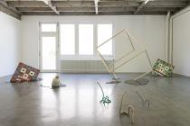 Judith Hopf, Installation view, PRAXES Cycle 4, Berlin